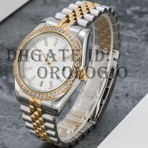 Montre de Luxe Herren Automatische mechanische Uhren 41mm Voller Edelstahl Saphir Super leuchtend 5ATM wasserdicht U1 Fabrik Armbanduhren