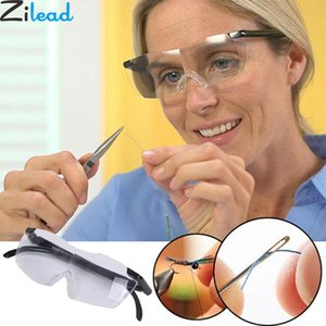 Zilead 250 Degree Vision Glasses Magnifier Magnifying Eyewear Reading Glasses Portable Gift For Parents Presbyopic Magnification