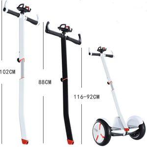 Manillar ajustable del auto-scooter eléctrico con soporte del teléfono Soporte de soporte T-Forma T-Forma Manija Manillar para Ninebot Mini Pro1