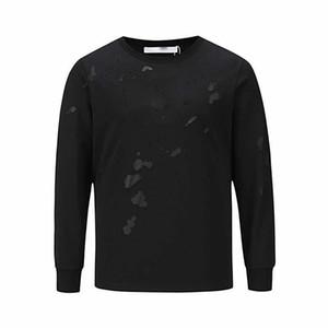 2020 Fashion Mens Designers Designers Pull Sweats à capuche Sweats Femmes Sweatshirt Sweatshirt à manches longues Hip Hop Pullover Vêtements de marque