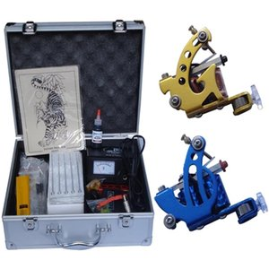 professional tattoo gun set piercing tool kit permanent makeup tattoo kit manufacturers