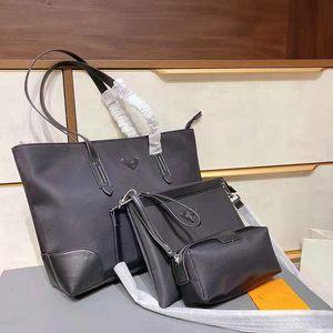 Одиночная сумка на плечо 2021 новая женская мода пакет высокой емкости Оксфордский стекл ткань между женскими наготовленными на пару чучела