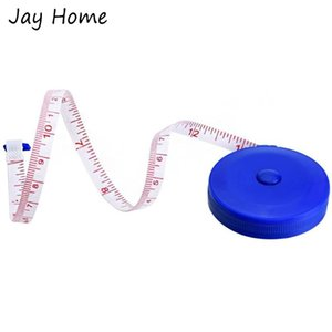 150cm Soft Measure Tape Push Button Child Height Measuring Ruler Roll Tape Mini Portable Retractable Home Sewing Supplies