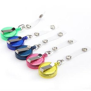 2020 Retractable Lanyard Strap ID Card Badge Holder Reels with Clip Keep ID Key Cell phone Safe