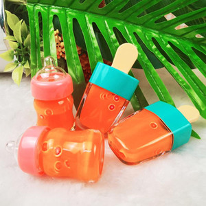 Private Design Lipgloss Vendors Orange Taste Moisturizing Lip Gloss Containers Packaging Plumping Lipgloss