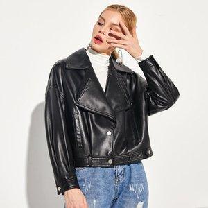 Paylaşımlı olarak Paylaş Benzer Ürünlerle Karşılaştır Haining Deri Motosiklet Deri Kadın Kısa Koyun Gelgit Yeni Saf Moda Yakışıklı Jacke
