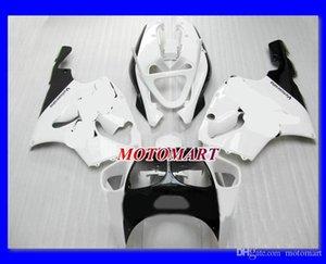 Белый комплект обтекателя для Kawasaki Ninja ZX7R 96 97 00 03 ZX-7R ZX 7R 1996 1999 2000 2003