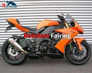 Faches de motocycle pour Kawasaki Ninja ZX10R 08 09 10 KX ZX 10R Catériel 2008 2009 2010 (moulage par injection)