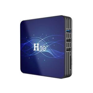 Android 9.0 TV BOX H10+ Hi3798 Quad-Core 1GB 8GB 2GB 16GB built-in 2.4G 5G WIFI smart set top box KDX