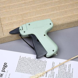 2020 New Clothing Paper Tags Gun With Barbs For Clothes Price Tag Gun With Imported Fine Knife Needle For Paper Price List