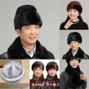6yne gewölbt Lei Mao Lei Feng Mao Feng Hut für mittleren Alters und alte Männer in