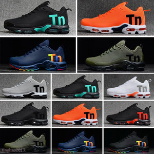 2021 En Kaliteli TN Tuned Artı KPU Erkekler Kadınlar Için KPU Mercurial Trainer Koşu Ayakkabıları Spor Ayakkabı Sole Sneaker