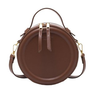 Small Crossbody Round Luxury Shoulder Women 2021 Handbags Leather Bags Ladies Designer For Purse Nrgoq