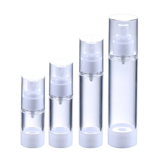 15ml 30ml 100ml Travel Mini Refillable Empty Atomizer Perfume Bottles Scent Pump Spray Case airless pump cosmetic container