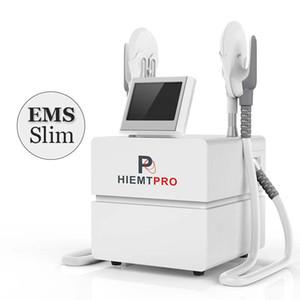 2021 أحدث EMSLIM HI-EMT آلة EMS تحفيز العضلات الكهرومغناطيسي الدهون حرق تشكيل Hiemt EMS معدات تجميل