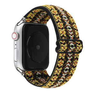 Nylon Fabric Strap Band Smart watchband for apple watch Bracelet iwatch 4 3 2 1 38MM 40MM 42MM 44MM