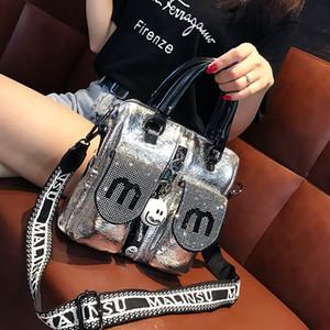 Womens handbags new fashion diamond-studded ladies' backpacks womens shoulder bag genuine leather tote bag crossbody bag Juan5518016