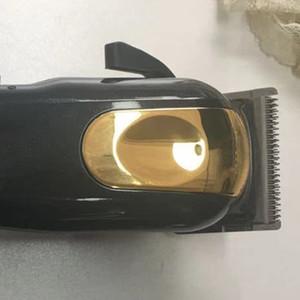 2021 черное золото магия Мужчины Электрические машинки для стрижки волос Cordless взрослых Бритвы Профессиональный Местные парикмахера волос триммер Corner Бритва Hairdresse Хорошо
