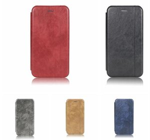 Magnetic Phone Case Leather Wallet Case For iPhone 12 Mini Pro Max 11 XR XS 8 7 6 Plus