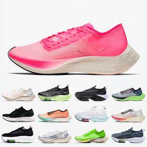 nike zoomx vaporfly next% nike zoom alphafly next% Bayan Erkek Koşu Ayakkabıları Nik Valerian Mavi Ekiden Gerçek Volt Yakınlaştırma Koşu Trainers Sneakers Olun