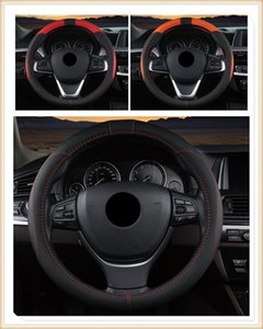 auto steering wheel cover 38CM car interior accessories for GLS63 GLS GLE43 B55 Shooting S400 ML450