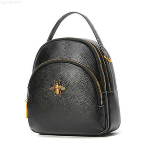 Womens Bags Genuine Designer Backpack Free Mini Shoulder Bag Messenger Leather Famous Brand Handbags Purse Shipping Kpvxh
