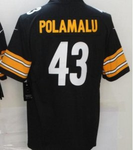 Man Pittsburgh 2 6 11 18 23 36 39 43 48 jersey Men Shirts Embroidered 100% and 2020 Vapor Limited American Football jerseys a13