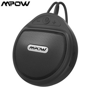 MPOW Q5 Portable Bluetooth 5.0 Speaker IPX7 Waterproof Wireless TWS Technology Speakers Built-in Mic for Cellphones Tablet