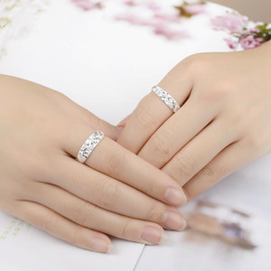 Yada Gifts Fashion Love Stainless Steel Star Rings For Men&women Lovers Couples Ring Engagement Wedding Jewelry Ring Rg200041 sqceSn