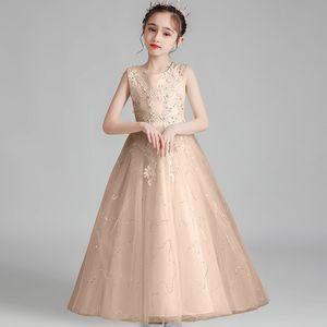New Summer Girls Dress Kids Dresses For Girls Costume Wedding Party Princess Dress Children Clothing vestidos 2 3 6 8 9 10 Year