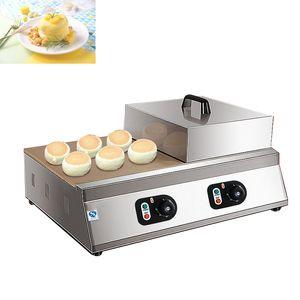 Kabarık Japon Suffle Krep Souffler Maker Suffle Makinesi, Souffer Pan Kek için Tayvanlı Suffle Gözleme Tarifi