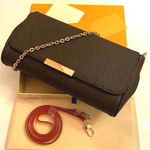 Créateurs de vente chaude de haute qualité Nouvelle mode dames sacs à bandoulière Chaîne Femme Classic Luxurys Sacs à main en cuir Haute Qualité Handbody Sacs