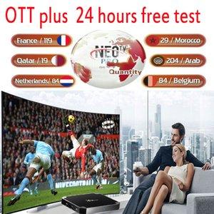 برنامج تلفزيون QHD 10000LIVE VOD M 3 U Android TV الذكية الولايات المتحدة الأمريكية فرنسا كندا Arabe Néerlandais Pays-Bas Australi Allemagne Espagne