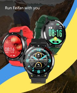 Q88 Bluetooth Smart Bracelet Full Circle Full Touch Dynamic Heart Rate Monitoring Watch
