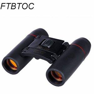 Hd 30x60 Mini Powerful Binoculars Optical High Quality Outdoor Hunting Camping Telescope for Tourism