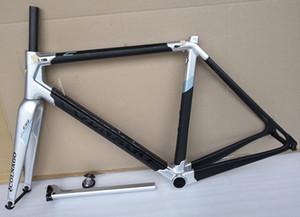 Expédié gratuit Top Qualité Colnago C64 Carbon Road Cadreset Frein Frein Cadres de vélo de carbone Orange Black Sigma Sports Exclusif