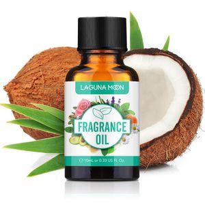 Lagunamoon 10ml Kokosnuss-Duft-Öl-Blaubeer-Grapefruit Roter Granatapfel-Litchi Feige für Kerzenseife, die Parfümluft frisch macht