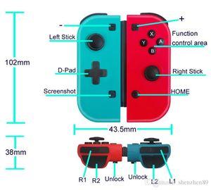 BJDXGL Wireless Bluetooth Pro Gamepad Controller For Nintendo Switch Console Switch Gamepads Controller Joystick For Nintendo Game