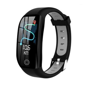 Pulsera inteligente F21 GPS Activity Tracker Remote Fitness IP68 Reloj impermeable Sleep Monitor Smart Bracelet1