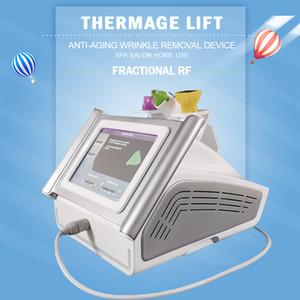 Portable Fractional RF Beauty Machine Thermage Equipment Radio Frequency RF Skin tightening facial face lift SRF Radiofrecuencia Fraccionada