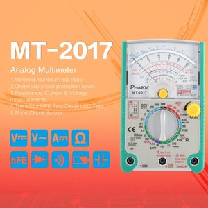 Proskit MT-2017 AC DC Analog Graph Pointer Multimeter Ammeter Resistance Capacitance Diode Volt Amp Ohm hFE LED Meter