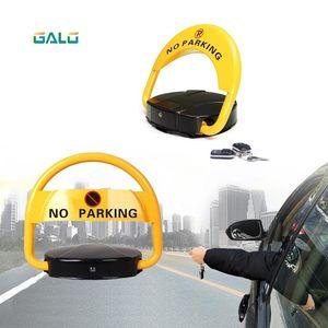 Automatic Remote Control And Car cigarette lighter sensor Smart Car Parking Lock