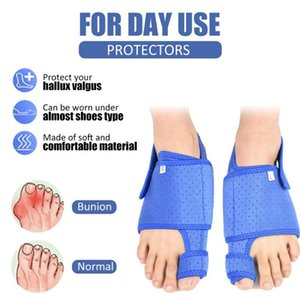 Toe valgus orthosis Corrector Big Toe Straightener with Gel Arch Support Corrective socks