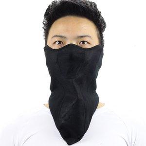 Schutz Ski Gesicht Winter Outdoor Reitkopfschmuck Winddichtes Maske kalt warm Motorrad Motorrad-Gesichtsmaske