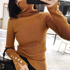 Sisjuly Women Solid Color Sweater Autumn Slim Skinny Basic Bottoming Sweater Knitted Pullover Korean Japan Style Tops Female