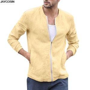 Molla Autumn Mens Giacca da uomo da baseball uniforme sottile cappotto casual uomo abbigliamento moda cappotti maschio tuta sportiva vendita calda
