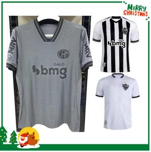 2020 2021 Atletico Mineiro Futbol Formaları 20 21 Eve Uzakta Futbol Gömlek