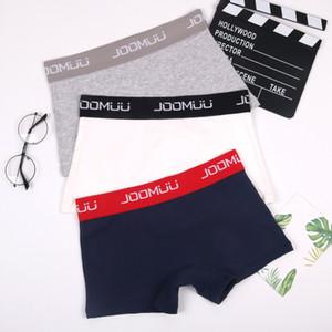 Women Boyshort Panties Trend letter Band Boxer Cotton neutral Sports style Mid-Rise Female Broadside Comfortable Underwear M-2XL