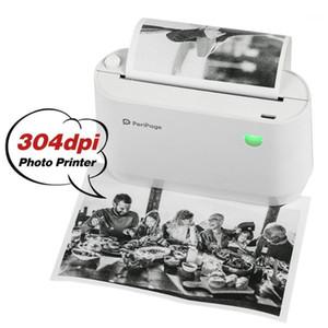 58mm Mini Thermal Bluetooth Printer Pocket Photogrape Notes Impresora PERIPEGE A9 A9S 200DPI 300DPI Printers1