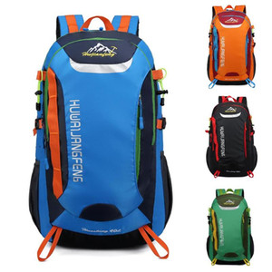 40 20L Waterproof Outdoor Backpack Sports Bag for Hiking Travel Mountaineering Rock Climbing Trekking Camping Dropshipping